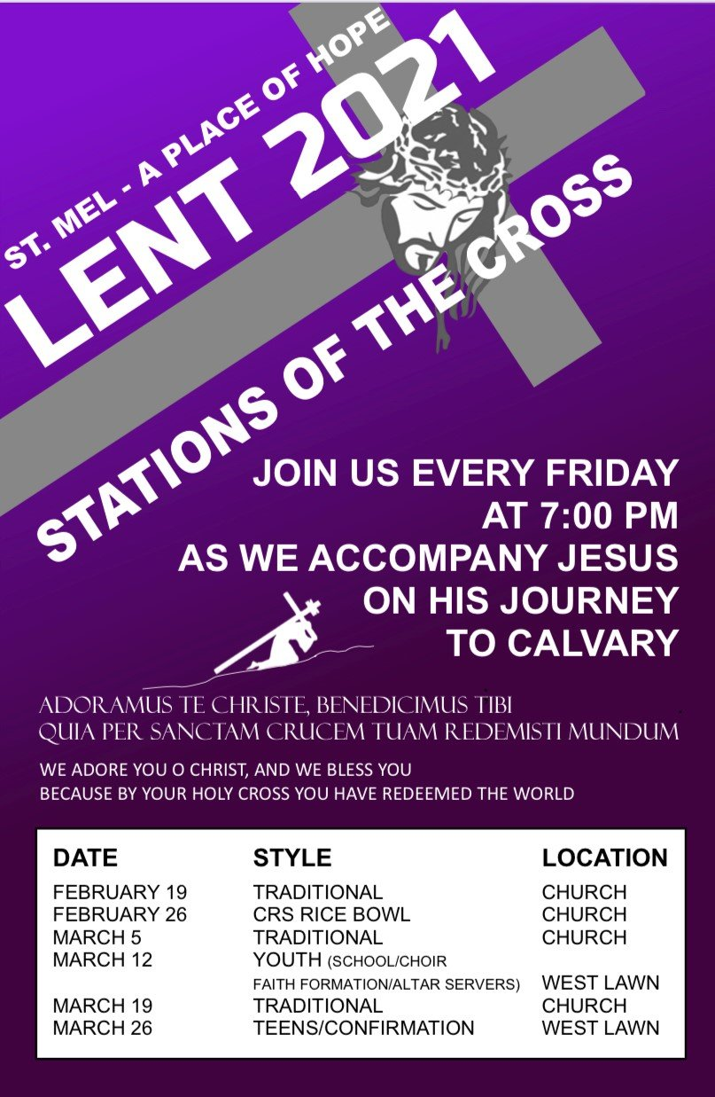 2021 Stations of the Cross